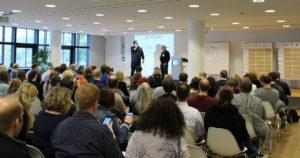 barcampdus barcamp duesseldorf opening 2015